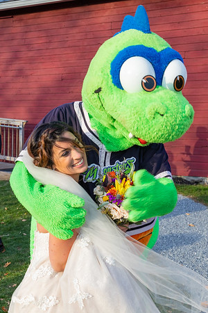 Wedding Photography Vermont Mascots