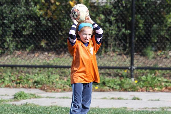 Erin Soccer 10/29