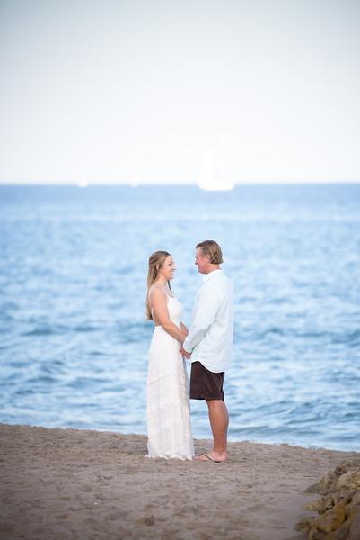 Erin and Scott Engagement shoot
