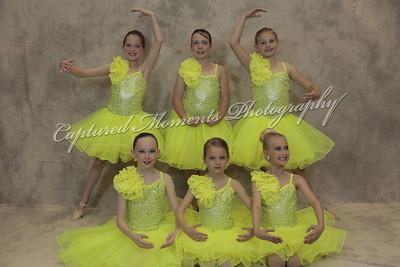 Pre Junior Ballet