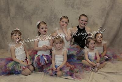 Shiny Stars Ballet