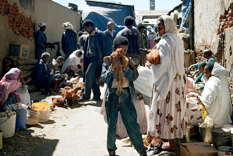 005 Chicken Market, Asmara