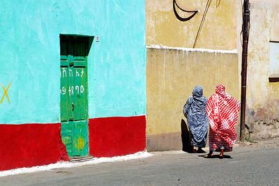Eritrea & Ethiopia-Oct. 1996