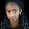 Young Eritrean girl, Asmara