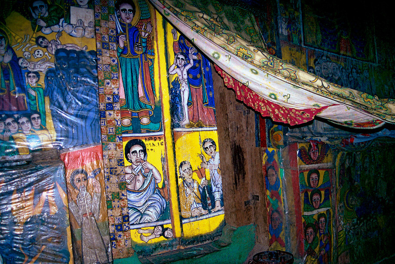 005 Old Church of St Mary of Zion, Axum