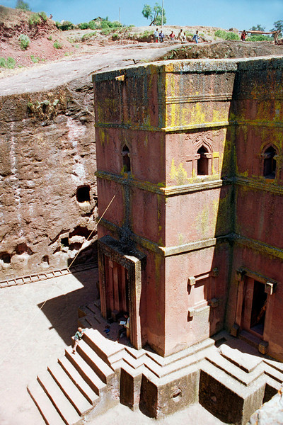005 Bete Giyorgis  Church, Lalibela