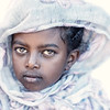 Little Eritrean girl beauty