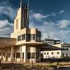 Fiat Tagliero building Art Deco, Asmara