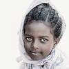 Young Eritrean girl
