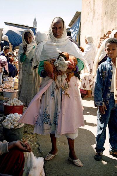 004 Chicken Market, Asmara