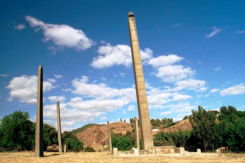 021  Northern Stelae Park  Axum