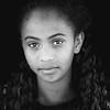 Young Eritrean girl, Asmara.