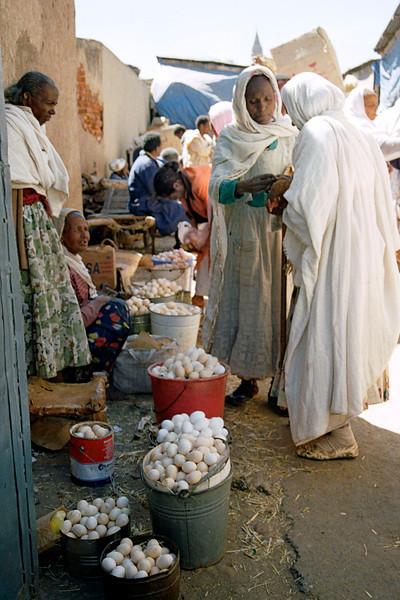 003 Chicken Market, Asmara