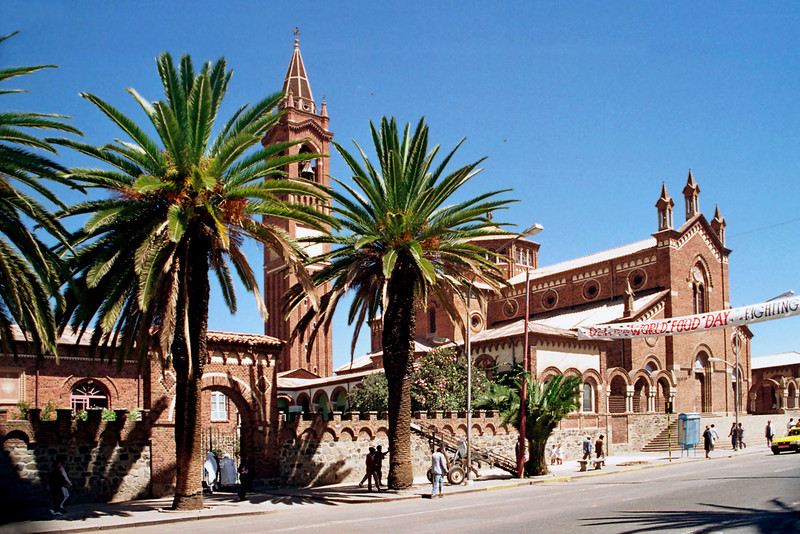 029 St Joseph's Cathedral, Asmara