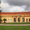 The Orangery, a building on the FAU campus, where the conference opening reception was held.