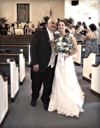 Ernie & Christine Wedding