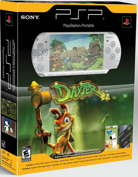 Jacob - PSP Daxter