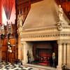 Interior do Castelo de Edinburgh