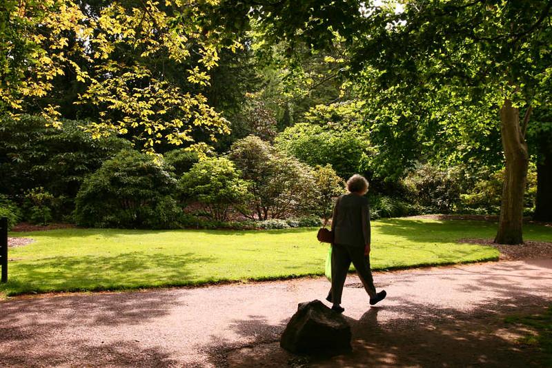 Jardim Botânico de Edinburgh