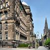 Detalhes Arquitetônicos de Glasgow