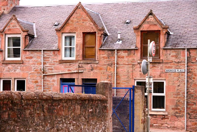 Detalhes Arquitetônicos de Inverness