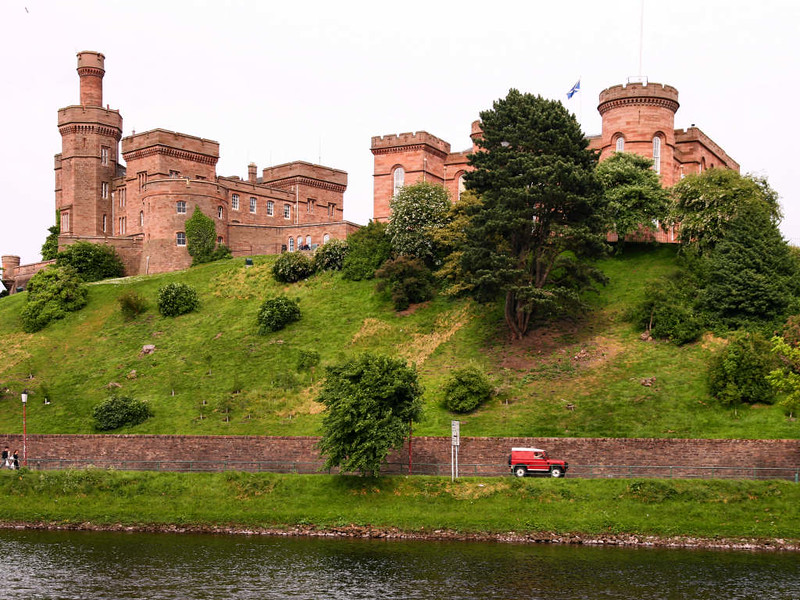 Castelo de Inverness