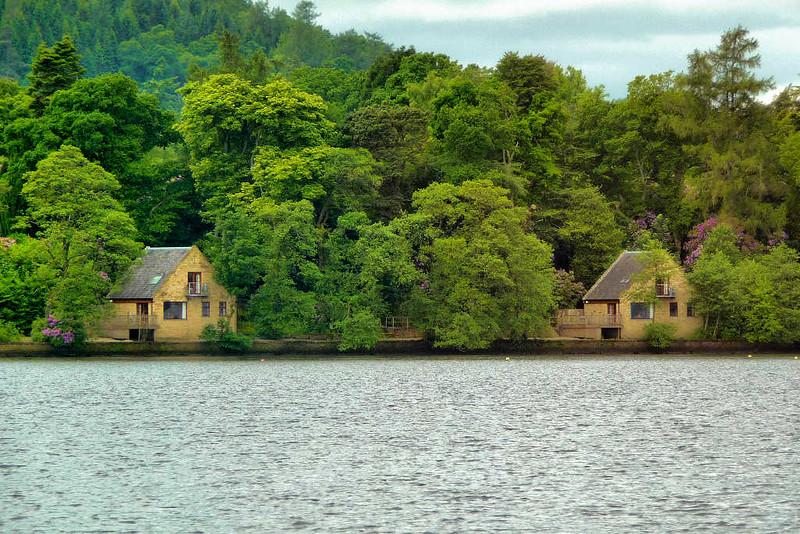 Margens do Lago Lomond