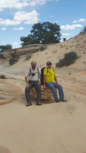 Wilderness Volunteers: 2016 Escalante, Glen Canyon NRA Service Trip