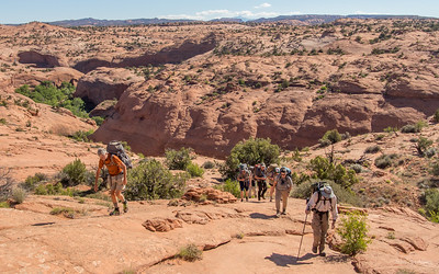 Wilderness Volunteers: 2017 Glen Canyon National Recreation Area (Utah)