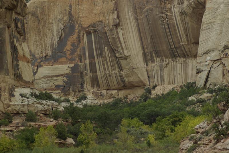 Calf Creek Walls