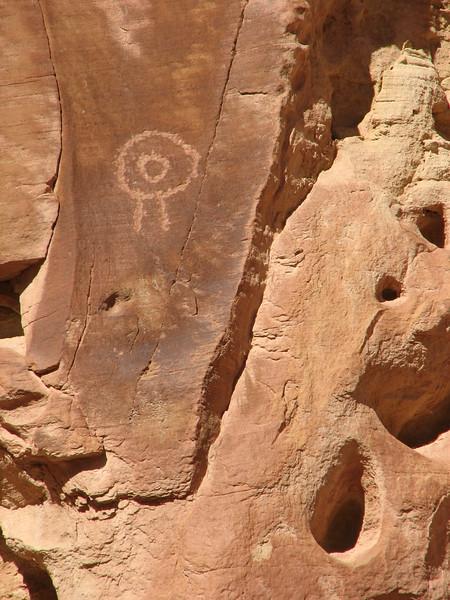 Petroglyph, Capitol Reef