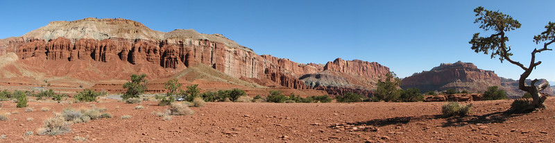 Capitol Reef View