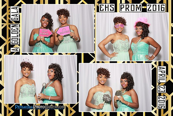 Escambia High School Prom 4-23-2016