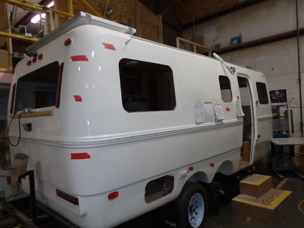 Escape Trailer RV