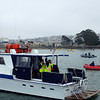 Paramedics and lifeguards on every boat