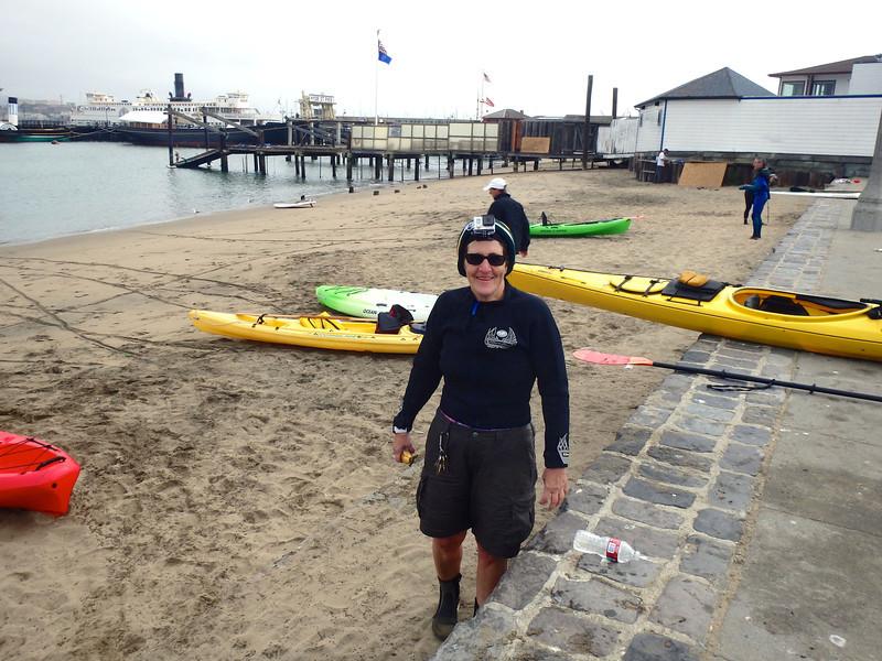 Rockstar kayaker/swimmer Cathy