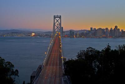 San Francisco Baybridge