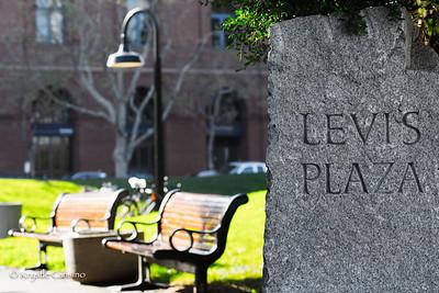 Levi's Plaza in San Francisco
