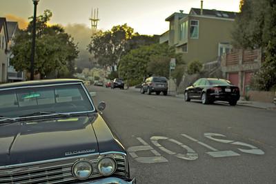Oldsmobile in San Francisco