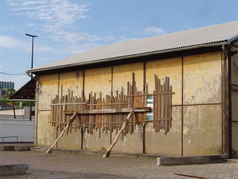 Escoras de parede