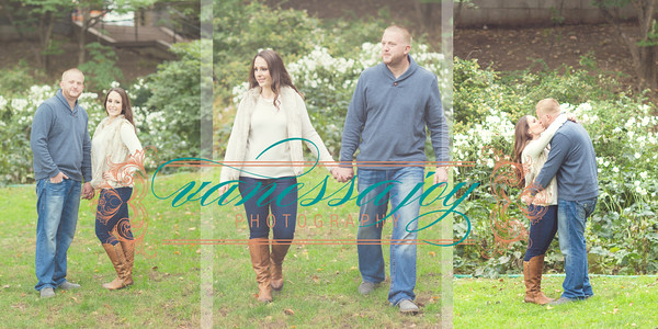 Amy and David Engagement Album 002 (Sides 3-4)