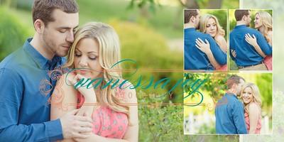 Engagement Album - Jen and Pat 019 (Sides 37-38)
