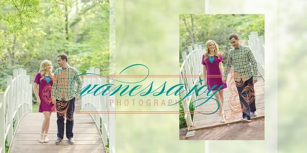 Engagement Album - Jen and Pat 012 (Sides 23-24)