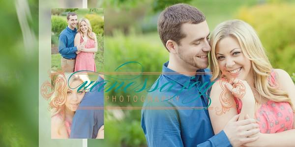 Engagement Album - Jen and Pat 016 (Sides 31-32)