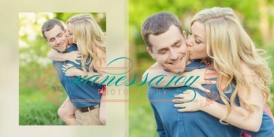 Engagement Album - Jen and Pat 020 (Sides 39-40)