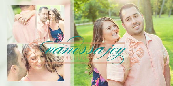 Engagement Album - Samantha and Rick 005 (Sides 9-10)