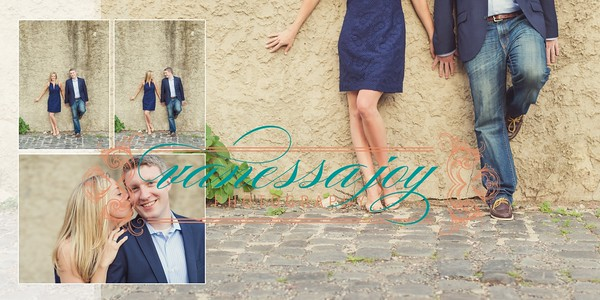Engagement Album - Sibley and Tim updated 008 (Sides 15-16)