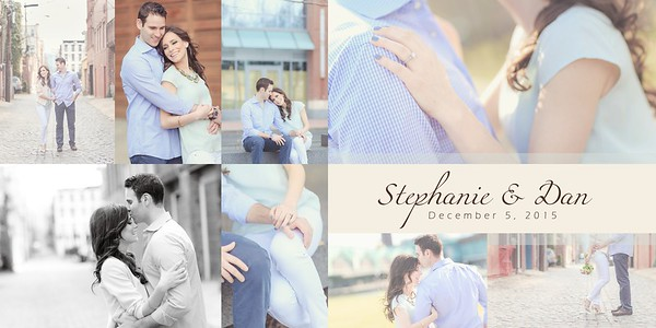 Engagement Album - stephanie and dan final 001 (Sides 1-2)