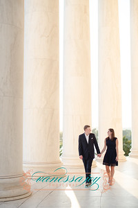JeffersonMemorialEngagementPhotos0045