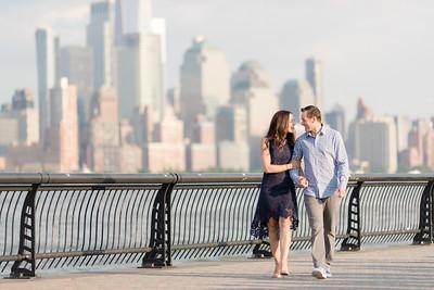 Hoboken Engagement Session 007